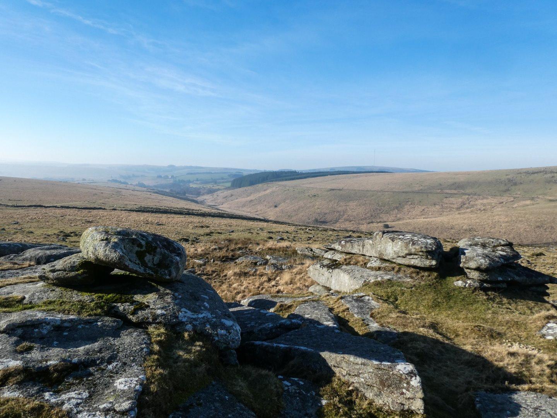 Higher White Tor - Dartmoorwalker